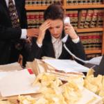 prawnik stres wypalenie zawodowe